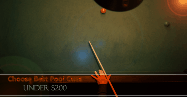 best pool cues under 200