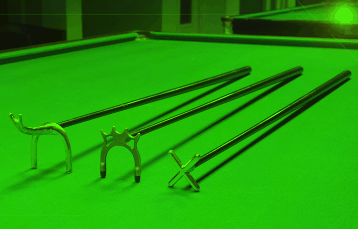 Types of pool cues