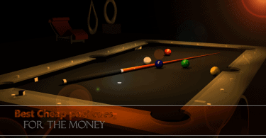 best cheap pool cues