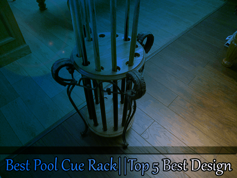 Best pool cue floor rack