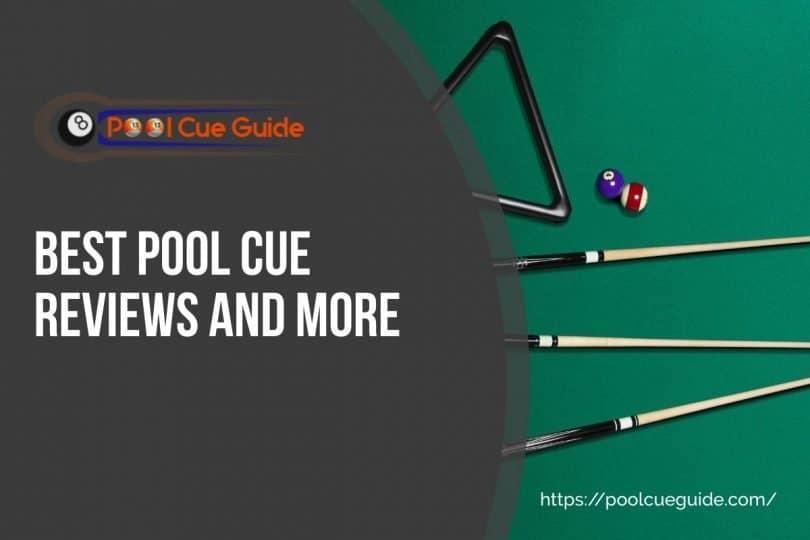 top Pool Cues