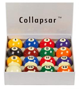 Collapsor AAA Grade Pool Ball Set
