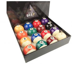 Japer Bees Professional Pool Ball Set