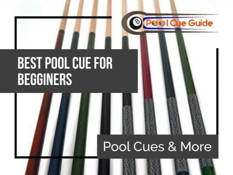 beginner pool cues