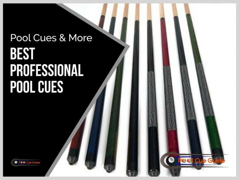 professional pool cues