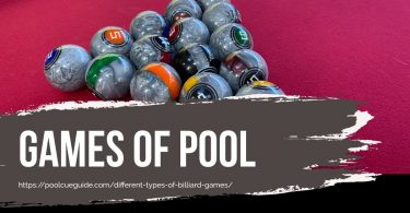 types of pool games